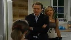 Summer Hoyland, Max Hoyland, Steph Scully in Neighbours Episode 4669
