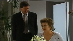 David Bishop, Lyn Scully in Neighbours Episode 4669