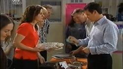 Liljana Bishop, Paul Robinson in Neighbours Episode 4669