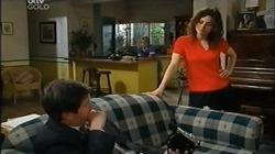 David Bishop, Liljana Bishop in Neighbours Episode 4669