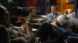 Max Hoyland, Stuart Parker, Connor O
