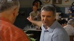 Harold Bishop, Gino Esposito in Neighbours Episode 4670