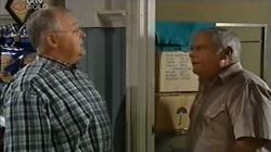 Harold Bishop, Lou Carpenter in Neighbours Episode 4670