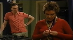 Andy Tanner, Lyn Scully in Neighbours Episode 4673