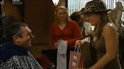 Karl Kennedy, Janelle Timmins, Izzy Hoyland in Neighbours Episode 4673