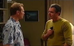 Max Hoyland, Karl Kennedy in Neighbours Episode 4701