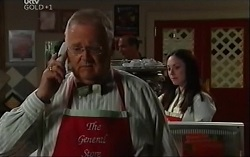 Harold Bishop, Gabrielle Walker in Neighbours Episode 4701