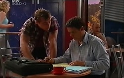 Reuben Hausman (Roo), Paul Robinson in Neighbours Episode 4701