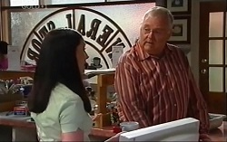 Gabrielle Walker, Harold Bishop in Neighbours Episode 4701