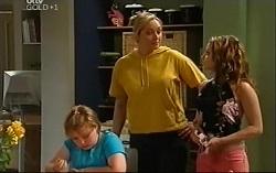 Bree Timmins, Janelle Timmins, Serena Bishop in Neighbours Episode 4702