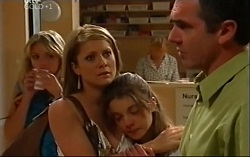 Sky Mangel, Izzy Hoyland, Summer Hoyland, Karl Kennedy in Neighbours Episode 4702
