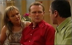 Steph Scully, Max Hoyland, Karl Kennedy in Neighbours Episode 4702