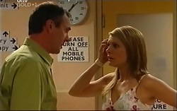 Karl Kennedy, Izzy Hoyland in Neighbours Episode 4702