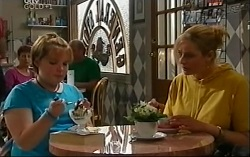 Bree Timmins, Janelle Timmins in Neighbours Episode 4702