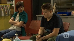 Bailey Turner, Callum Jones in Neighbours Episode 6672