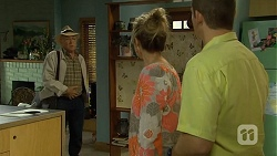 Dave (Fake Walter), Sonya Mitchell, Toadie Rebecchi in Neighbours Episode 6672
