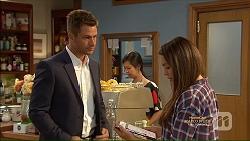 Mark Brennan, Paige Novak in Neighbours Episode 7126