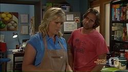 Lauren Turner, Brad Willis in Neighbours Episode 7126