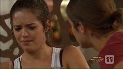 Paige Novak, Tyler Brennan in Neighbours Episode 7126