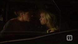 Tyler Brennan, Hannah Dunham in Neighbours Episode 7126