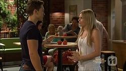 Josh Willis, Amber Turner in Neighbours Episode 7127