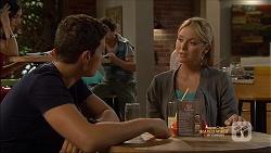 Josh Willis, Danni Ferguson in Neighbours Episode 7127