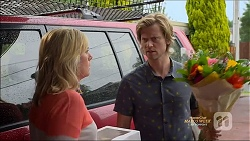 Lauren Turner, Daniel Robinson in Neighbours Episode 7128