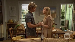 Daniel Robinson, Amber Turner in Neighbours Episode 7128