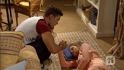 Josh Willis, Amber Turner in Neighbours Episode 7129