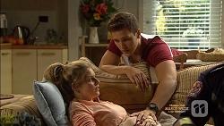 Amber Turner, Josh Willis in Neighbours Episode 7129