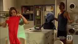 Terese Willis, Brad Willis in Neighbours Episode 7129