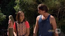 Imogen Willis, Brad Willis in Neighbours Episode 7129
