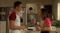 Josh Willis, Imogen Willis in Neighbours Episode 7129