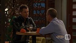 Mark Brennan, Paul Robinson in Neighbours Episode 7129