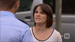 Mark Brennan, Naomi Canning in Neighbours Episode 7130