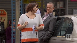 Naomi Canning, Paul Robinson in Neighbours Episode 7130
