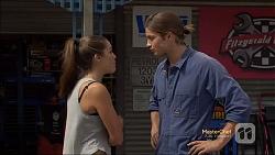 Paige Novak, Tyler Brennan in Neighbours Episode 7131