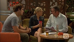 Kyle Canning, Georgia Brooks, Karl Kennedy in Neighbours Episode 7131