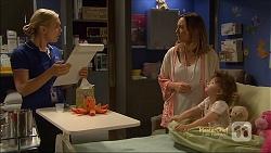 Georgia Brooks, Sonya Mitchell, Nell Rebecchi in Neighbours Episode 7131