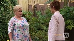 Sheila Canning, Susan Kennedy in Neighbours Episode 7132