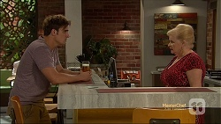 Kyle Canning, Sheila Canning in Neighbours Episode 7132