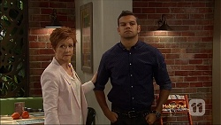Susan Kennedy, Nate Kinski in Neighbours Episode 7132