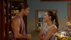 Tyler Brennan, Paige Novak in Neighbours Episode 7132
