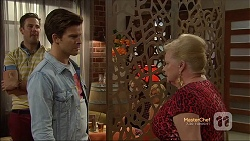 Alistair Hall, Sheila Canning in Neighbours Episode 7132
