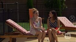 Amber Turner, Imogen Willis in Neighbours Episode 7133