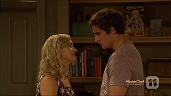 Georgia Brooks, Kyle Canning in Neighbours Episode 7133