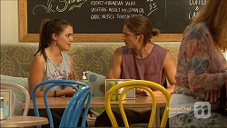 Paige Smith, Tyler Brennan in Neighbours Episode 7133