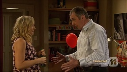 Georgia Brooks, Karl Kennedy in Neighbours Episode 7133