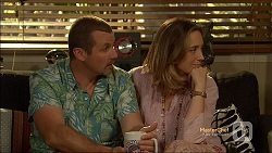 Toadie Rebecchi, Sonya Mitchell in Neighbours Episode 7133