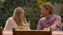 Amber Turner, Daniel Robinson in Neighbours Episode 7134